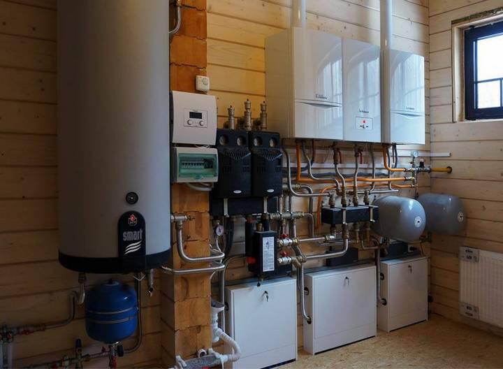 Теплый пол водяной количество трубы