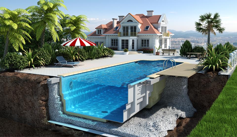 проект бассейна закрытого 25 метров