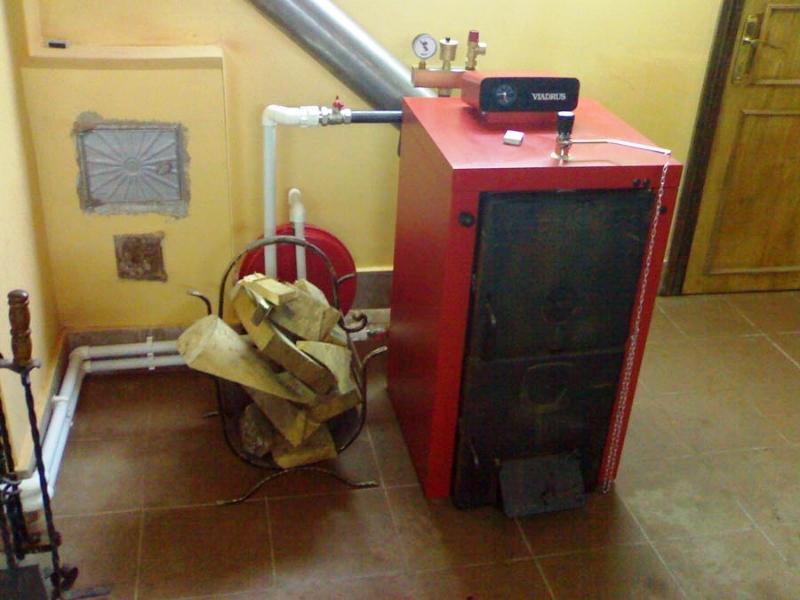 Установка термоголовки на радиатор с боковым подключением